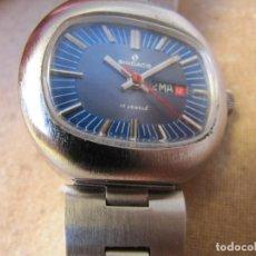 Relojes de pulsera: ANTIGUO RELOJ DE CUERDA DE LA PRESTIGIOSA MARCA SINDACO. Lote 213812267