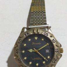 Relojes de pulsera: ANTIGUO RELOJ THERMIDOR QUARTZ NO PROBADO 40MM CON CORONA. Lote 213986963