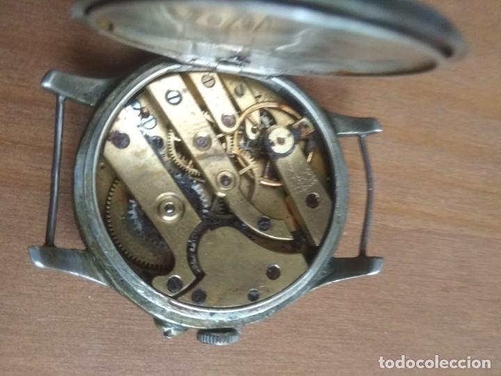 Relojes de pulsera: bonito reloj de plata y de oro - Foto 4 - 44174742