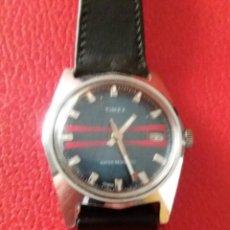 Relojes de pulsera: RELOJ TIMEX WATER RESISTANT CARGA MANUAL.. Lote 215148952