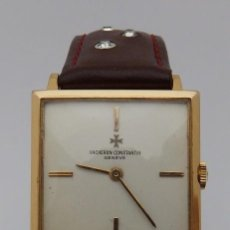 Relojes de pulsera: VACHERON CONSTANTIN. RELOJ DE PULSERA DE CABALLERO. ORO 18K. CA. 1966. Lote 215648823