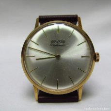 Relojes de pulsera: DUWARD DIPLOMATIC. RELOJ DE PULSERA PARA CABALLERO. ORO 18K. PESO: 30 GR.. Lote 215649392