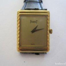 Relojes de pulsera: PIAGET. RELOJ DE PULSERA PARA DAMA. ORO 18K.. Lote 215651250