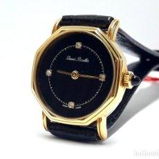 Relojes de pulsera: BELLO RELOJ VINTAGE DE SEÑORA DENNIS BOUILLER DE CARGA MANUAL Y NUEVO A ESTRENAR. Lote 215702486