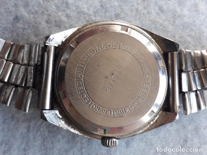 Relojes de pulsera: Reloj marca Jocawatch. Clásico de caballero. Funcionando. - Foto 4 - 216362481