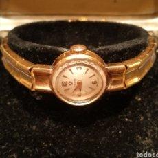Relojes de pulsera: RELOJ OMEGA DE ORO, PARA MUJER. 27,2GR. Lote 216510178