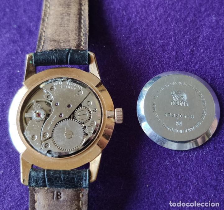 Relojes de pulsera: ANTIGUO RELOJ DE PULSERA COMPETITION. SWISS. CARGA MANUAL-CUERDA.EN FUNCIONAMIENTO.AÑOS 60.CABALLERO - Foto 5 - 216576511