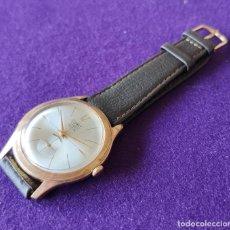 Relojes de pulsera: ANTIGUO RELOJ DE PULSERA COMET TRILLES. CARGA MANUAL-CUERDA.EN FUNCIONAMIENTO.AÑOS 60.CABALLERO. Lote 216576632