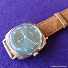 Relojes de pulsera: ANTIGUO RELOJ DE PULSERA JUPEX. SWISS. CARGA MANUAL-CUERDA.EN FUNCIONAMIENTO.AÑOS 60.CABALLERO. Lote 216576900