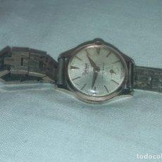 Relojes de pulsera: ANTIGUO RELOJ MANUAL DE SEÑORA RADIANT 15 RUBIS AÑOS 50/60 BAÑO ORO PLAQUE G-10 MICAS ANTIMAGNETIC. Lote 216591770