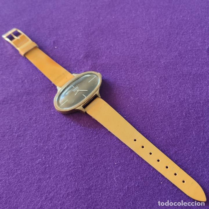 Relojes de pulsera: ANTIGUO RELOJ DE PULSERA VERNI. CARGA MANUAL-CUERDA. AÑOS 60. - Foto 2 - 216842528