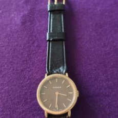 Relojes de pulsera: ANTIGUO RELOJ DE PULSERA EDOX. SWISS. 17 RUBIS. CARGA MANUAL-CUERDA. AÑOS 60.. Lote 216842915