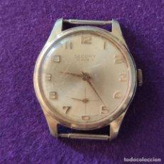 Relojes de pulsera: ANTIGUO RELOJ DE PULSERA SECORY. SWISS. CARGA MANUAL-CUERDA. NECESITA AJUSTE Y LIMPIEZA. AÑOS 60.. Lote 216844147