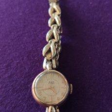 Relojes de pulsera: ANTIGUO RELOJ DE PULSERA A.G.M. SWISS. CARGA MANUAL-CUERDA. NECESITA AJUSTE Y LIMPIEZA. AÑOS 50.. Lote 216844778