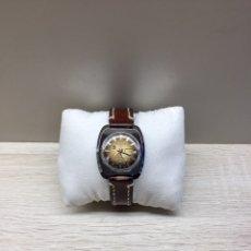 Relojes de pulsera: RELOJ FEODAL CABALLERO DE CUERDA. Lote 217341225