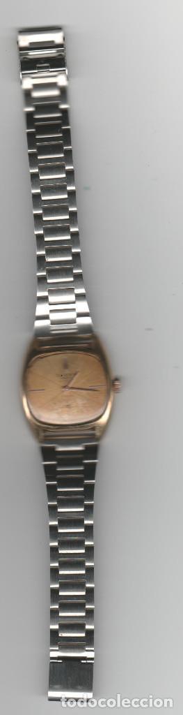 RELOJ CAUNY APOLLON-17 RUBIS-FUNCIONA (Relojes - Pulsera Carga Manual)