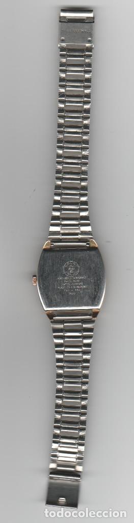 Relojes de pulsera: RELOJ CAUNY APOLLON-17 RUBIS-FUNCIONA - Foto 3 - 217526788