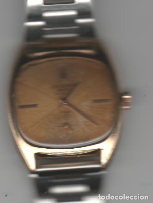 Relojes de pulsera: RELOJ CAUNY APOLLON-17 RUBIS-FUNCIONA - Foto 4 - 217526788