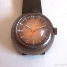 Relojes de pulsera: RELOJ DE URSS MARCA DIAMANT NUEVO A ESTENAR AÑOS 70. Lote 217629840