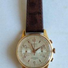 Relojes de pulsera: CAUNY CHRONOGRAPH CRONO. Lote 217666016