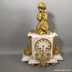 Relojes de pulsera: ANTIGUO RELOJ DE SOBRE MESA. FRANCIA 1820 - 1850. Lote 217737280