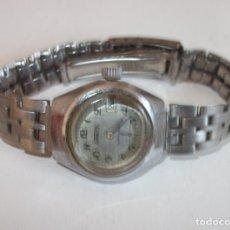 Relojes de pulsera: RELOJ SANTPI DE CUERDA AÑOS 70. Lote 217878192