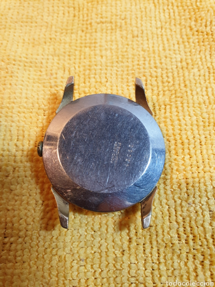 Relojes de pulsera: Antiguo reloj de cuerda Titan - Foto 2 - 217958611