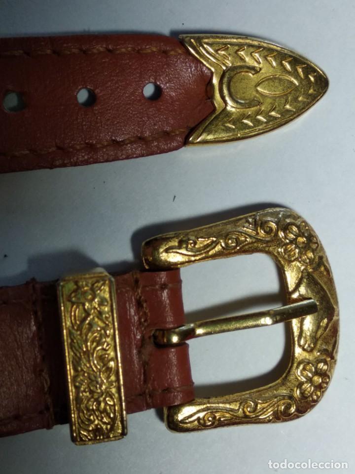 CORREA RELOJ FIGURA CABALLO (Relojes - Pulsera Carga Manual)