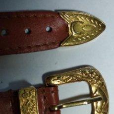 Relojes de pulsera: CORREA RELOJ FIGURA CABALLO. Lote 218188271