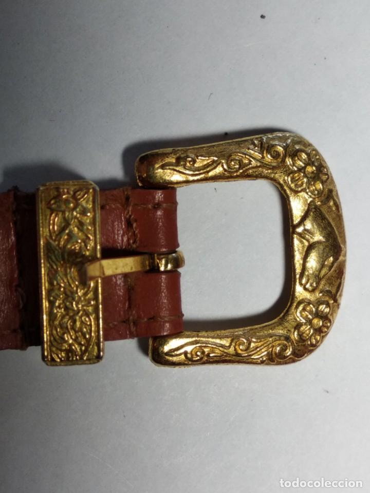 Relojes de pulsera: Correa reloj figura caballo - Foto 4 - 218188271