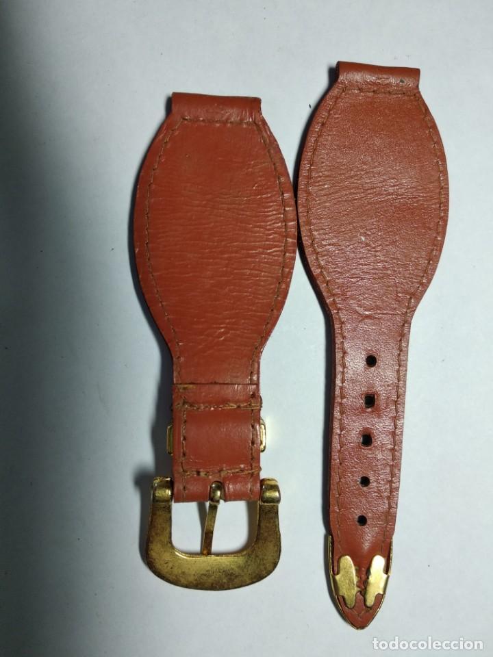 Relojes de pulsera: Correa reloj figura caballo - Foto 5 - 218188271
