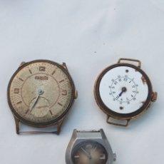 Relojes de pulsera: LOTE RELOJES ANTIGUOS.. Lote 218329091