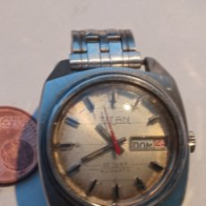 Relógios de pulso: RELOJ ANTIGUO TITAN AUTOMÁTICO.. Lote 218332907