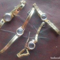 Relojes de pulsera: RELOJES DE MUJER. Lote 218487430