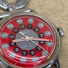 Relojes de pulsera: RELOJ TIMEX CARGA MANUAL. Lote 218491253