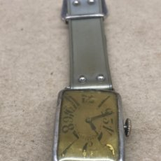 Relojes de pulsera: RELOJ DE PLATA CARGA MANUAL ANTIGUO. Lote 218491447