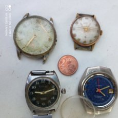 Orologi da polso: LOTE 4 RELOJES ANTIGUOS.. Lote 218740821