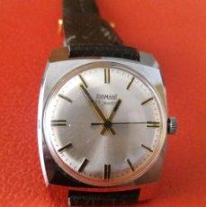 Relojes de pulsera: RELOJ DIAMANT CARGA MANUAL 17 RUBIS COMO NUEVO.. Lote 218980645