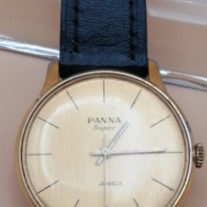 Relojes de pulsera: RELOJ PANNA SUPER. CARGA MANUAL. Lote 219231120