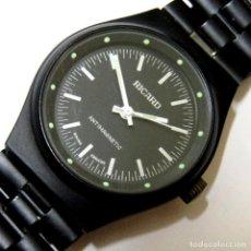 Relojes de pulsera: RICARD DE CUERDA MANUAL AÑOS 70. Lote 219741002