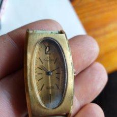 Relojes de pulsera: RELOJ SILVANA 17 JEWELS. Lote 220565525