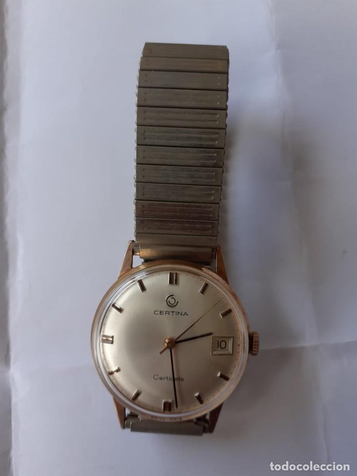 Relojes de pulsera: Reloj certina , certinadate, como nuevo. - Foto 3 - 220608460