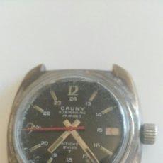 Relojes de pulsera: RELOJ CAUNY. Lote 220656513