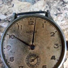 Relojes de pulsera: ROAMER 15 JEWELS AÑO 1934.. Lote 220759715