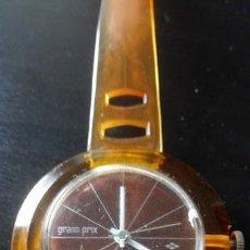Relojes de pulsera: ORIGINAL RELOJ GRAND PRIX DE CUERDA PARA PIEZAS O REPARAR. Lote 220873435