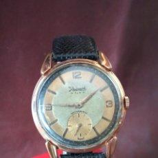Relojes de pulsera: RELOJ 'RADIANT' MAQUINARIA AS1130 DE 21 RUBÍS. Lote 195608273