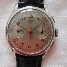 Relojes de pulsera: RELOJ DE CUERDA CRONO CRONOGRAFO PONTIAC VINTAGE. Lote 221495155