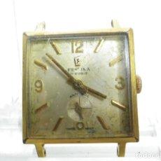 Relojes de pulsera: ANTIGUO GENUINO FESTINA AÑOS 60 MECANICO UNISEX A RESTAURAR O PIEZAS LOTE WATCHE. Lote 221620912