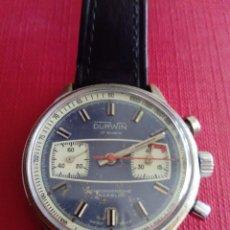 Relojes de pulsera: RELOJ CRONO DURWIN. Lote 221623621