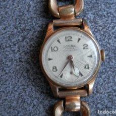 Relojes de pulsera: RELOJ DOGMA PRIMA 15 RUBIS - ANTIGUO CARGA MANUAL FUNCIONANDO 22 MILÍMETROS. Lote 221624242
